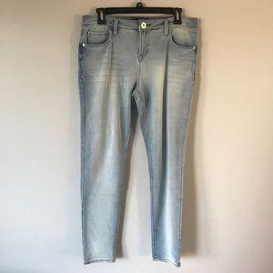 Kensie jeans you look pretty skinny jeans Sz 31